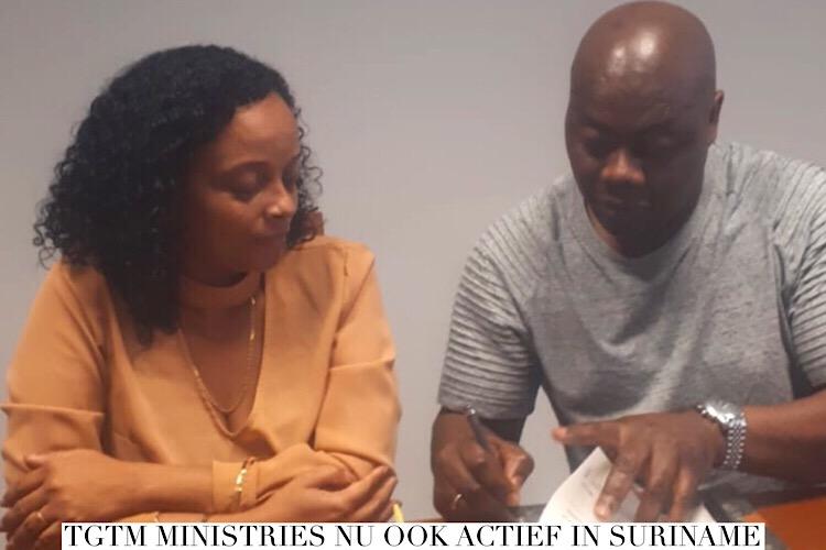 TGTM Ministries Nu Ook Actief In Suriname